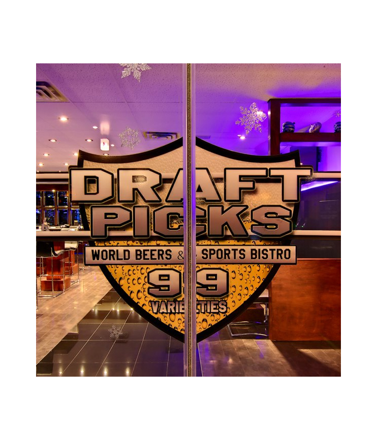 Draft Picks Sports Bistro_Taddeo_Automatic Doors